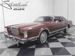 Lincoln Continental Price 1977 Lincoln Continental For Sale On Classiccars Com 9 Available