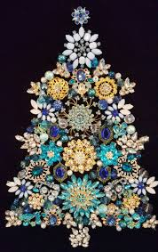 956 best christmas costume jewelry trees u0026 such images on