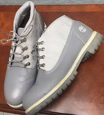 s outdoor boots in size 12 timberland s grey leather outdoor waterproof ankle boots size