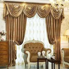 Decorative Curtains For Living Room