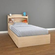 Step2 Lift Hide Bookcase Storage Chest Blue Bookcase Storage Bed Ebay