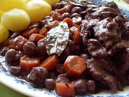 cuisiner un boeuf bourguignon boeuf bourguignon végétal autres plats cuisinés