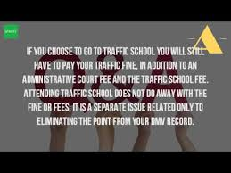 pay ticket traffic