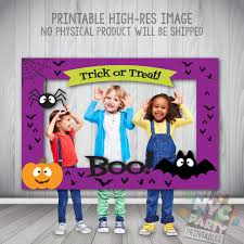 halloween photo booth frame halloween photo frame halloween