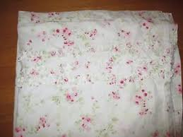 Shabby Chic Floral Curtains by Simply Shabby Chic Rachel Ashwell Cherry Blossoms Floral Fabric