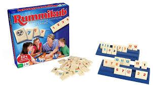 amazon com rummikub the original rummy tile game toys u0026 games