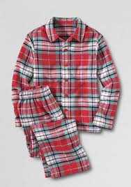 boys cotton flannel pajamas family clothes