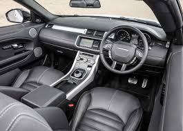 suv range rover interior range rover evoque convertible 2017 quick review cars co za