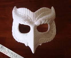 blank masquerade masks best 25 blank mask ideas on animal mask templates