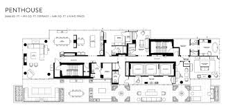 Penthouse Floor Plan by Lifetime Developments Brings Virtual Reality To Penthouse Suite At