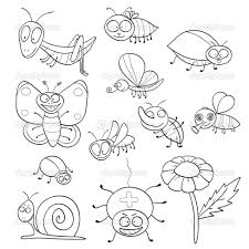insect coloring pages for kids corpedo com