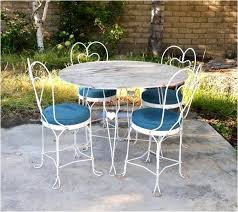 metal outdoor table and chairs vintage metal patio furniture picture vintage metal patio furniture