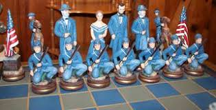 Ceramic Chess Set Doc Holliday Molds