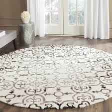 Thomasville Rugs 10x14 by Grey Moroccan Mosaic Area Rug Dip Dye Rugs Safavieh