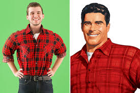 how to turn 1 flannel shirt into 6 halloween costumes brit co