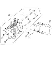 backhoe control valve epc john deere online spare parts