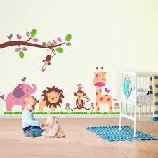 sticker chambre b b gar on sticker chambre bébé garçon collection avec walplus fuloon stickers