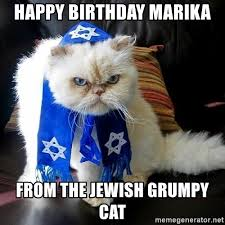 Grumpy Cat Meme Happy - happy birthday grumpy cat meme generator mne vse pohuj