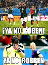 Robben Meme - ya no robben meme mundial 2014 fifa funny pinterest fifa