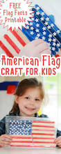 Us Flag Facts How To Make An American Flag For Kids