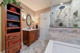 linda u0027s master bathroom remodel pictures home remodeling