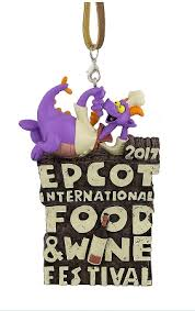 ornament 2017 food and wine festival figment