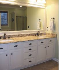 Redo Bathroom Cabinets Dobney U Son Remodeling Bathroom - White vanities for bathrooms