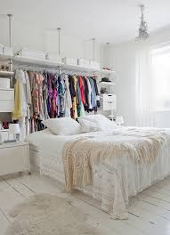 Small Bedroom No Closet Solutions Clothes Storage Racks Descargas Mundiales Com