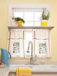 Half Window Curtain Diy Curtain Ideas For Kitchen Memsaheb Net