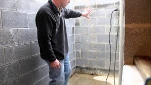 amazing design ideas basement wall sealer innovative leaky cellar