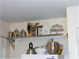 kitchen shelf ideas open pantry frigidaire my blog pins pinterest