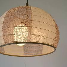 Paper Pendant Lights Paper Pendant Light Buy Simple Paper Lamp Shade Pendant Light