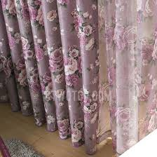 Purple Drapes Or Curtains Country Bedroom Or Living Room Purple Drapes Curtains