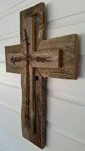 wooden wall crosses rustic wooden reclaimed weathered and by inspirationalcrosses w