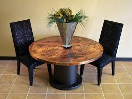 unusual round dining tables contemporary dining room table unique interiors stylish wooden