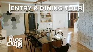 diy network blog cabin 2016 dining room diy network blog cabin