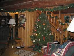 schroeder log blog a log cabin christmas