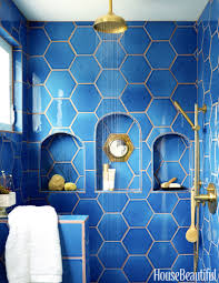 70 colorful bathrooms to inspire your next makeover cobalt