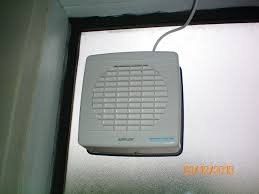 Window Exhaust Fan Installation Bathroom Ventilation
