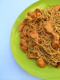 cuisine asiatique poulet poêlée asiatique au poulet et sauce soja culinarium