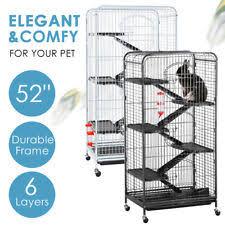 Ferret Hutches And Runs Ferret Cages U0026 Enclosures Ebay