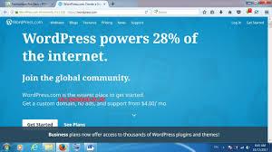 membuat website gratis menggunakan wordpress cara membuat web wordpress gratis dan mudah pondok paksan