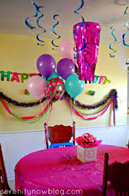 impressive party decoration ideas for kids in cool article happy
