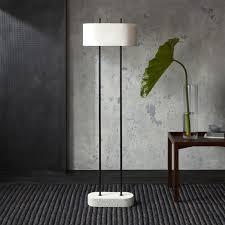 Japanese Floor Lamp Shiro Floor Lamp Cb2