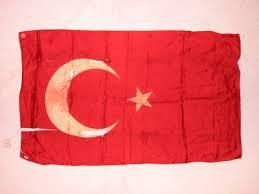 Ottoman Empire In Wwi Zfc Item Summary Ottoman Empire Turkey National Flag 1914 Wwi