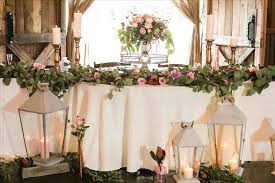 table decoration for wedding party country wedding table ideas home design