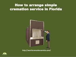 simple cremation arrange simple cremation service