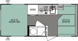 expandable rv floor plans rpod floor plans forest pod george m sutton rv eugene oregon
