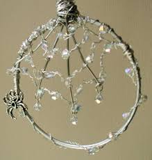 wire work jewelled spider s web spider webs spider and bangle