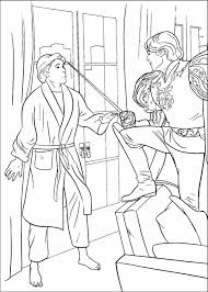 enchanted coloring pages